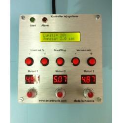 SmartTronik microcontroller based, overload controller for AC Motor